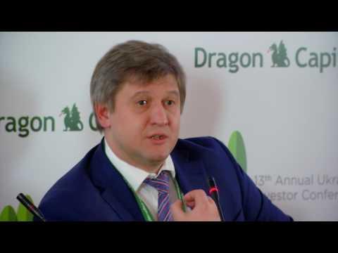 13-та Інвестиційна конференція Dragon Capital. Огляд інвестиційного клімату