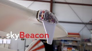 RV Aircraft Video - ADS-B - uAvionix Sky Beacon
