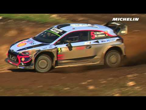 Leg 2 - Top Moments - 2018 WRC Rally Italia Sardegna - Michelin Motorsport