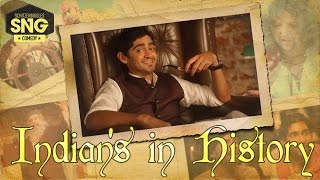 SnG Indians In History Feat Gaurav Kapur