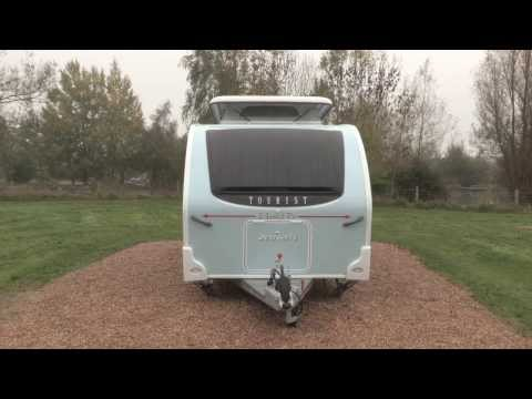 Practical Caravan reviews the Dethleffs Tourist HD 460 DB