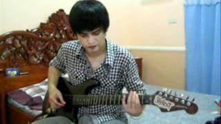 Ken Last Look - Chicosci Guitar Cover