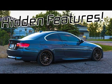 Hidden Tips and Tricks for your BMW E9x Series! (E90,E91,E92,E93)