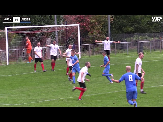 Highlights: Lancing 2 Horsham YMCA 2 (League)