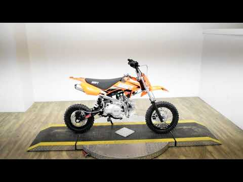 2021 SSR Motorsports SR110DX in Wauconda, Illinois - Video 1