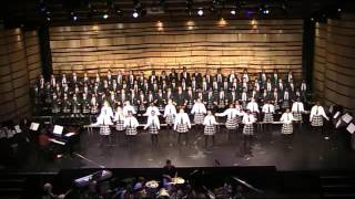 Kingsmead College Choir sings We Dance Again by Black Coffee
