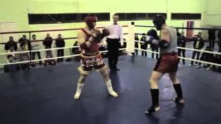 Таискии бокс VS бокс