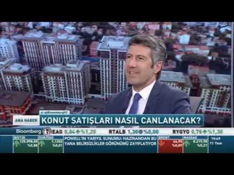 Piyalepaşa Gayrimenkul Genel Müdürü Kaan Yücel, Bloomberg HT Ana Haber'de...