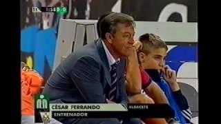 Albacete 0 - Murcia 0. Temp. 06/07. Jor. 7.