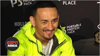Max Holloway excited to take on legend Frankie Edgar | UFC 240 | ESPN MMA