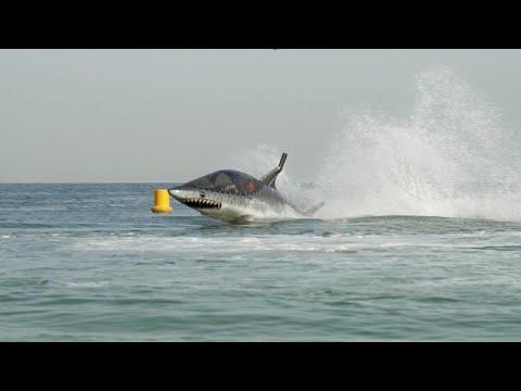 Ντουμπάι: Βόλτες με το Seabreacher και με Flyboard