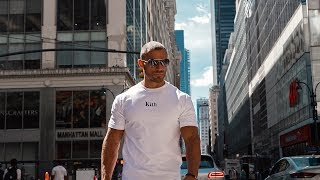 NEW YORK CITY VLOG | Fight Weekend