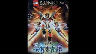 LEGO BIONICLE 2016 Official Poster
