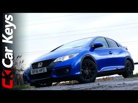 Honda Civic Sport Review - Farewell To The Current Civic - Car Keys