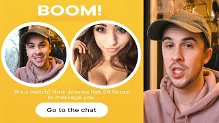 HOW TO GET MORE MATCHES ON BUMBLE!
