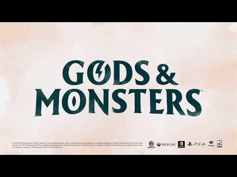 Видео № 0 из игры Gods & Monsters [Xbox One]