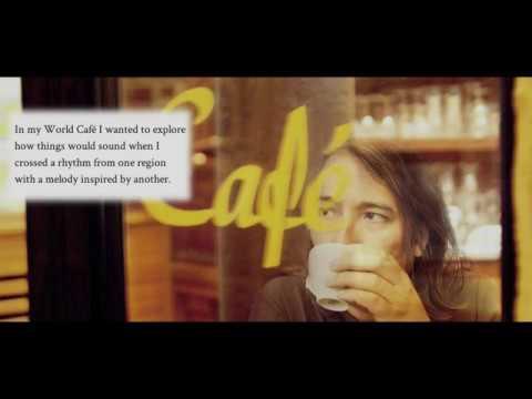 World Café - Ron Korb - flute online metal music video by RON KORB