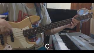 We Are Free By Planetshakers (Bass Lesson WTabs)