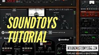 Soundtoys Plugin Tutorial