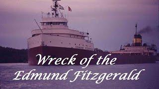 Wreck of the Edmund Fitzgerald, Gordon Lightfoot