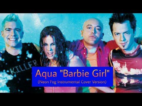 Aqua - Barbie Girl | Piano Instrumental (Neon Fog Cover)