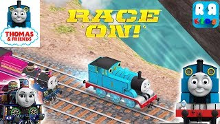 Thomas vs Ashima | Thomas & Friends: Race On!