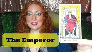 JOURNEY THROUGH THE TAROT: A Week with the EMPEROR | Introduction to the HIEROPHANT