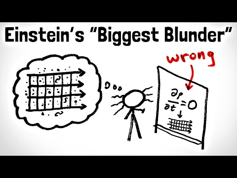 Einstein s Biggest Blunder Explained