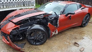 Bought A 2016 Corvette Stingray / Delivery Gone Wrong!!!??