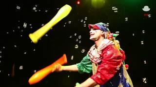 Mimello Klaun Cyrkowiec - Występy Klauna Cyrkowca - Żonglerka Ekwilibrystyka Klaunada na Urodziny