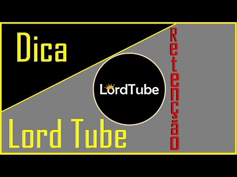 Ferramenta Lord Tube Dica Importante