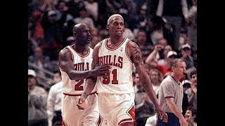 NBA Legends comment on how good Dennis Rodman was