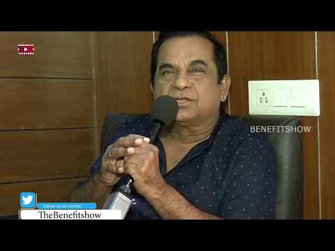 Brahmanandam's 'Thank you' message on the success of MLA