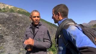Running Wild with Bear Grylls And President Barack Obama