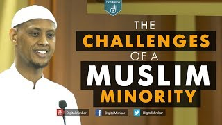 The Challenges of a Muslim-Minority - Said Rageah