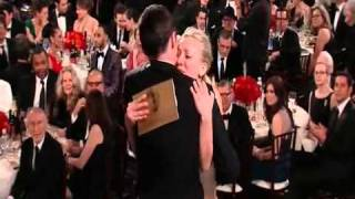 Jim Parsons Wins Golden Globe 2011 Best Actor