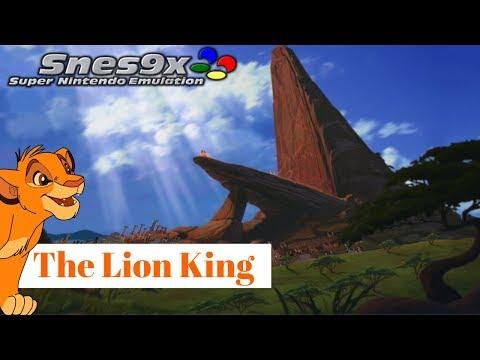 The Lion King - Jogo Incrvel da Estoria do Rei Leo (GameplayPC em Portugus PT-BR)