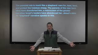 Studies in John - #60: Into Judgment