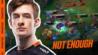 LEC : Le highlight de la semaine 3 des Fnatic