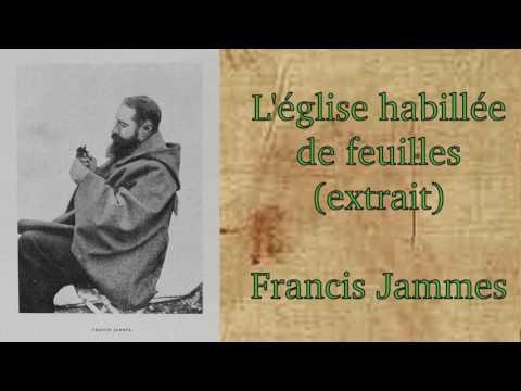 Vidéo de Francis Jammes