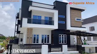 5bedroom detached home for sale by lekki 2nd tollgate
