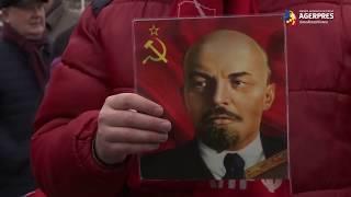 Moscova - 96 de ani de la moartea lui Vladimir Lenin