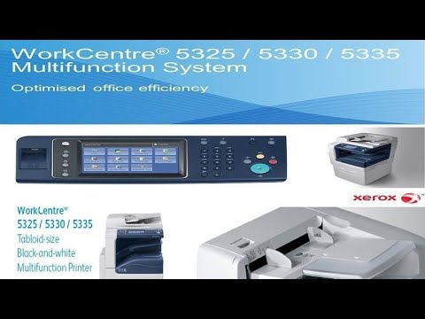 Xerox WC 5335 Copier