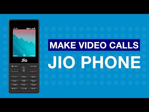 How to Make Video Calls on JioPhone?