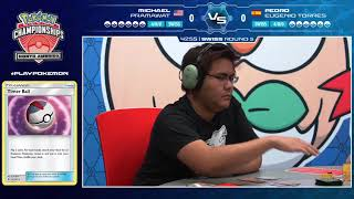 Michael Pramawat Vs Pedro Eugenio Torres  Pokémon North America International Championships Swiss R5