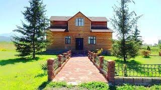 Продается дом, 2 уровня, 6 комнат, 220 квм, 450 соток, Алматинская область, пос  Тургень