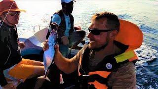 Рыбалка на реках шри ланки