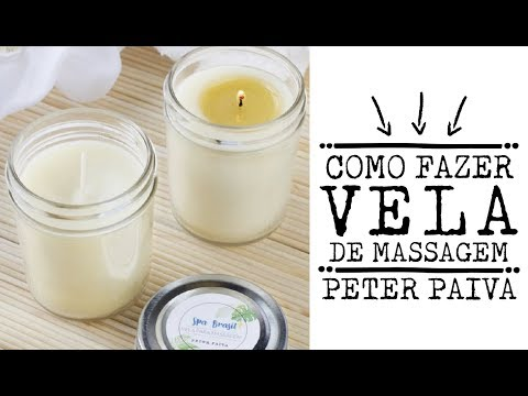 Vela de Massagem - rec 1