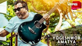 "Video thumbnail of ""Inside the mind of Yogeshwor Amatya | VMAG INSPIRE"""