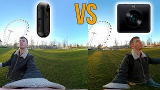 Xiaomi Mi Sphere vs Insta360 One 2018 Update: Stabilization and Video Quality Comparison